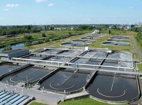 algae wastewater treatment