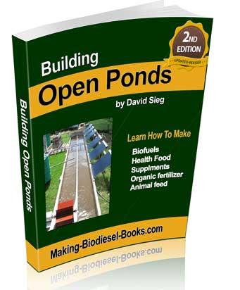 open ponds paperback