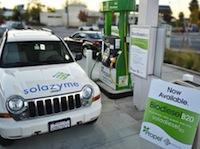 Algae Gasoline