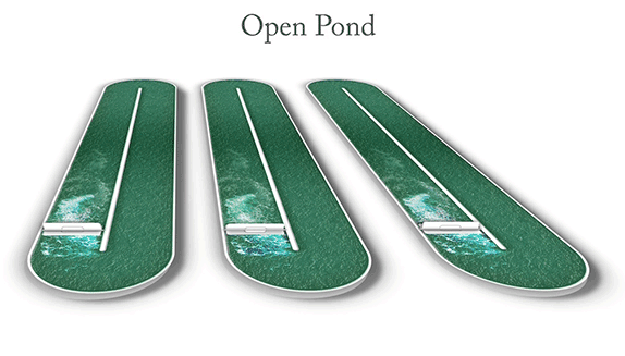 open pond biofuels